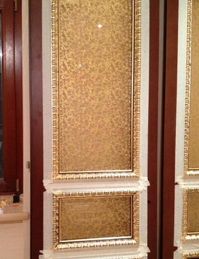 Рисунок для дверей из массива