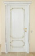 межкомнатные двери белая эмаль