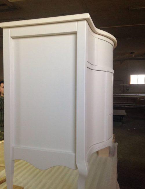 Производство мебели из массива